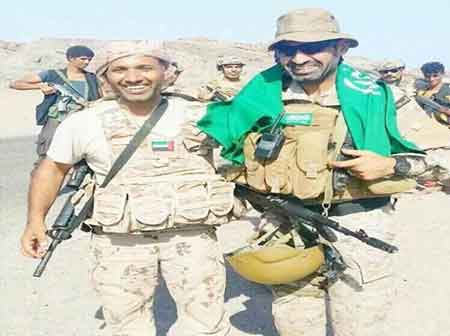 السعودية والإمارات تعترفان بمصرع ضابطين كبيرين لهما في باب المندب