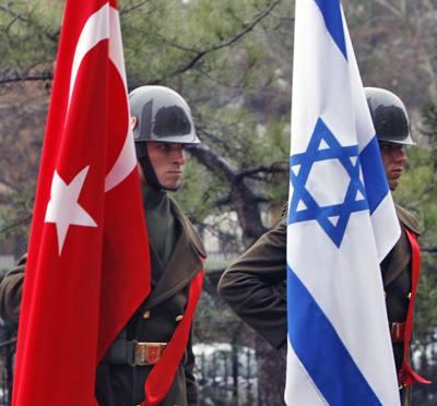 أردوغان يبيع حماس ليشتري إسرائيل..