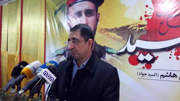 وزير الصناعة حسين الحاج حسن