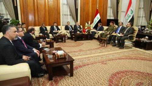 العبيدي يؤكد ضرورة انسحاب القوات التركية الكامل والفوري من الأراضي العراقية