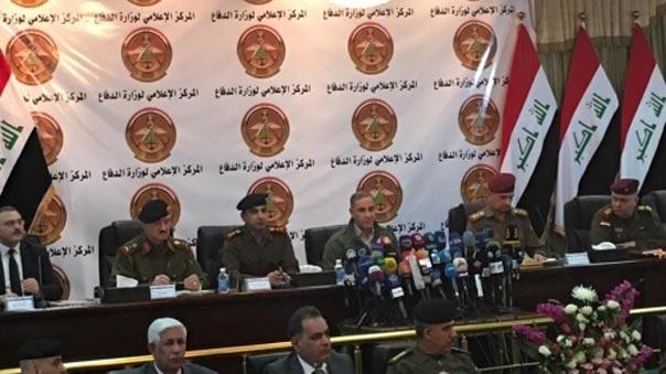 وزير الدفاع العراقي: الجيش على أعتاب تحرير الرمادي