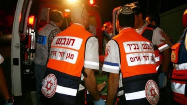 صورة أرشيفية لمقتل اسرائيليين في عملية طعن