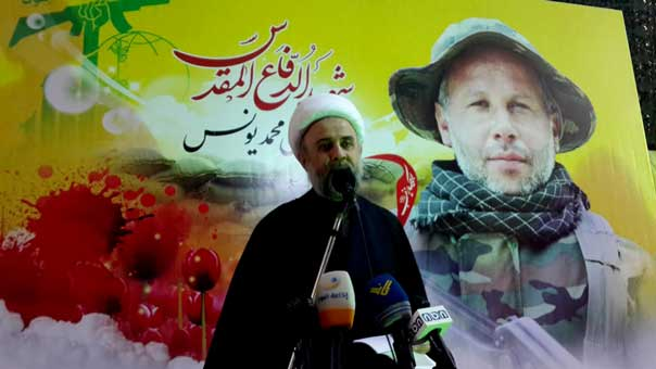 الشيخ نبيل قاووق