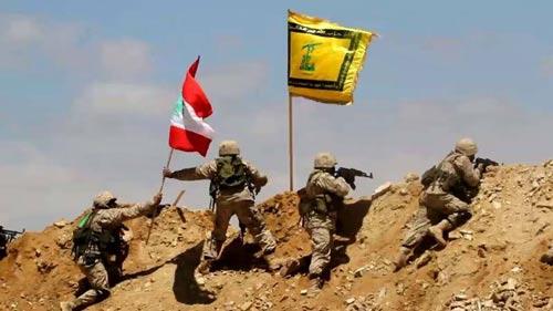 """المقاومة تحبط تسللًا لارهابيي """"داعش"""" نحو تلال الحمرا"""