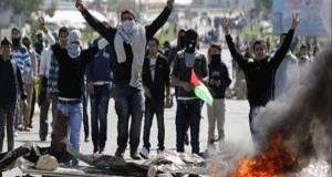 استشهاد فلسطيني برصاص جنود العدو الاسرائيلي في الضفة الغربية المحتلة