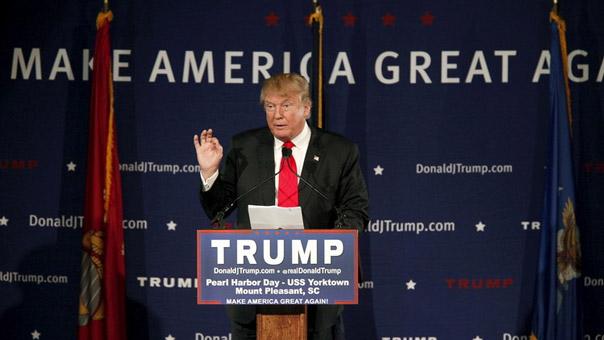 غالبية الأميركيين يعارضون تصريحات ترامب العنصرية تجاه مسلمي اميركا