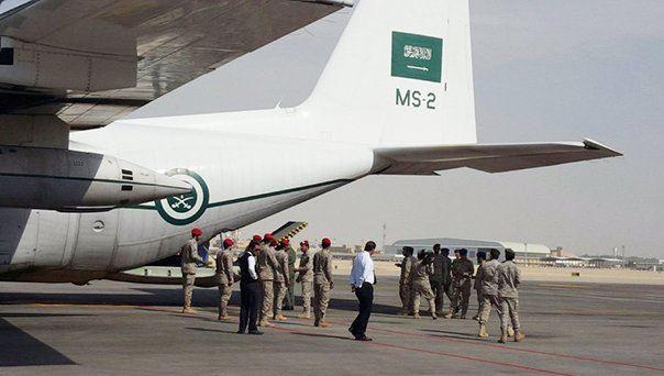 """جثة قائد """"القوات السعودية الخاصة"""" تصل الى الرياض"""