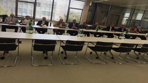 المحادثات اليمنية - اليمنية في فيينا