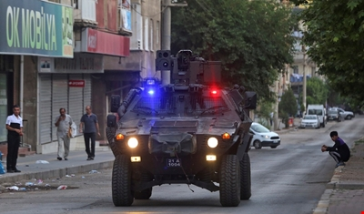مقتل ثلاثة شرطيين أتراك في هجوم لحزب العمال الكردستاني