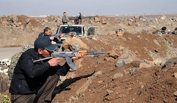 سوريا.. الجيش يشق خطوط المسلحين في ريف اللاذقية