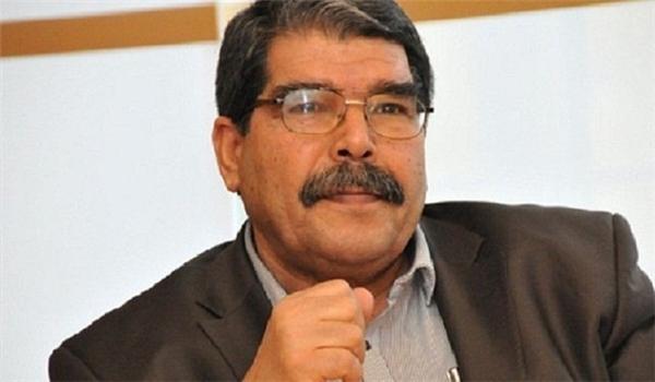 زعيم حزب الاتحاد الديمقراطي الكردي يقول لم يتلق دعوة لمحادثات سوريا