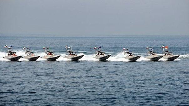 البحرية الإيرانية