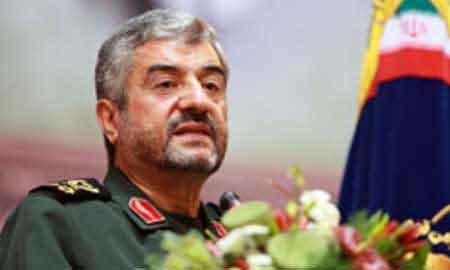 اللواء محمد علی جعفري