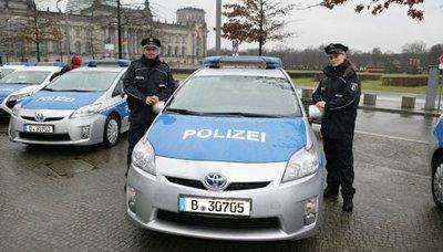 الشرطة الألمانية تشن حملة مداهمات في مدينة كولونيا