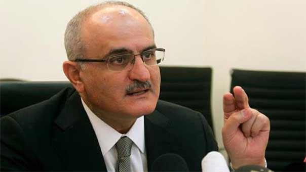 الوزير علي حسن الخليل