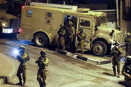 تواصل مسلسل الاعتقالات الصهيونية في الضفة والقدس .. والاحتلال يهدم مسجداً في النقب