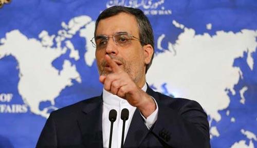 أنصاري يعلن انجاز الصيغة النهائية لوثيقة لجنة مراقبة وقف النار في سوريا
