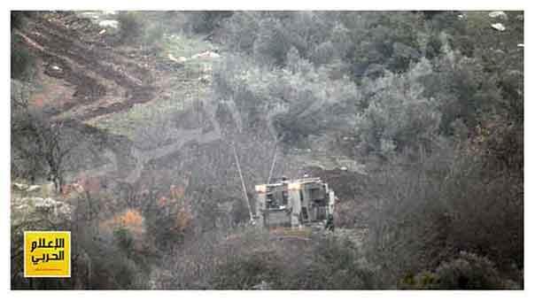 مصادر عسكرية صهيونية: عملية شبعا جزء من تحضيرات حزب الله للمعركة القادمة و