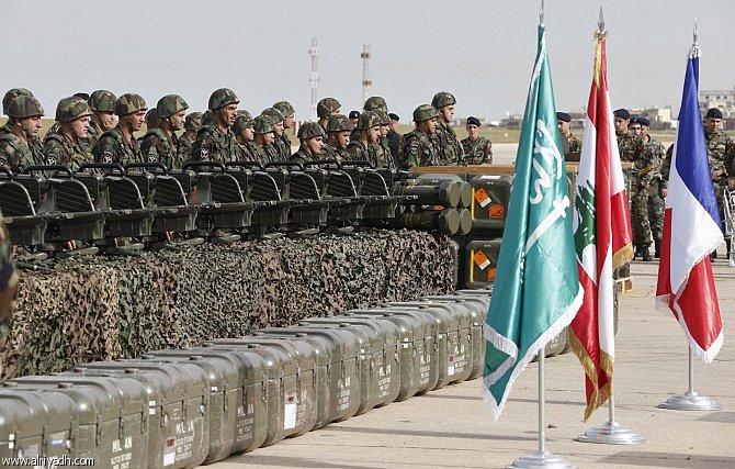 lebanon-saudi-army