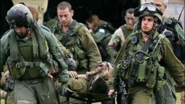 """إعلام العدو: مقتل ضابط وإصابة آخر خلال تدريب في قاعدة """"تساليم"""""""