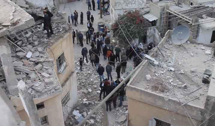 فلسطينيون يردُّون الجميل للمقاومين ببناء منازل ذويهم التي دمرّها الاحتلال