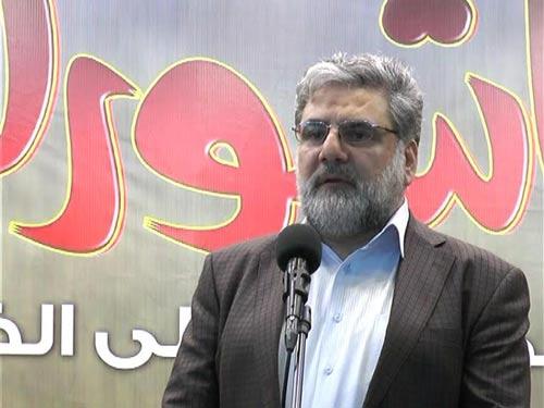 عضو كتلة الوفاء للمقاومة النائب نواف الموسوي
