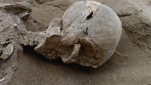 اكثشاف 'مذبحة'.. وقعت إلى 10 آلاف عام