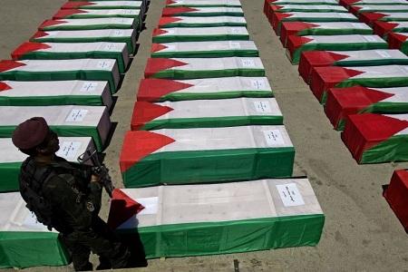 سلطات الاحتلال تسلم عشرات الجثامين لشهداء الانتفاضة
