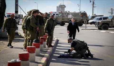 """""""اسرائيل"""" تأمر المستوطنين بحمل السلاح طوال الوقت بسبب عمليات الطعن"""