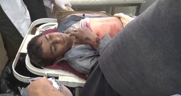 استشهاد مصور قناة المسيرة هاشم الحمران متأثراً بجراحه