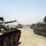 الجيش السوري يسطير على تلة برلهي في ريف حلب الشرقي