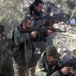 الجيش السوري وحلفاؤه يوسعون سيطرتهم باتجاه الحدود مع تركيا