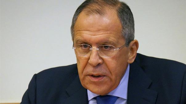 لافروف: الشعب السوري هو من يقرر مصير الرئيس السوري