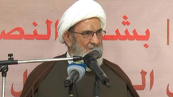 رئيس الهيئة الشرعية في حزب الله الشيخ محمد يزبك
