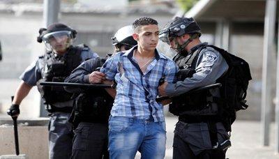 قوات الاحتلال الإسرائيلي تعتقل أكثر من عشرين فلسطينيا في الضفة والقدس المحتلة