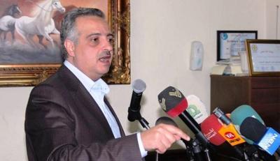 أرسلان: انتفاضة الأمعاء الخاوية رد أمثل على المئوية المشؤومة لوعد بلفور