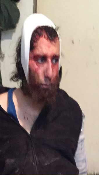 الارهابي الخطير أحمد أمون في قبضة الجيش اللبناني