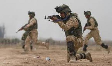 مقتل 39 إرهابيا بينهم انتحاريون شرقي وشمال الرمادي