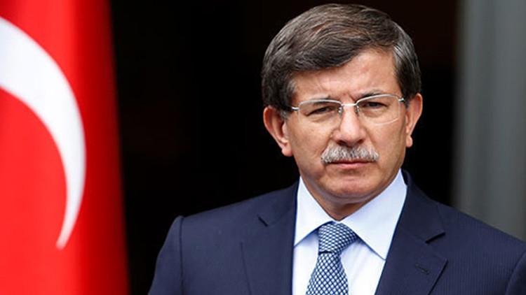 داود اوغلو رئيس وزراء تركيا