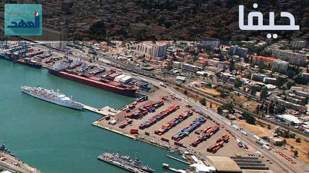 """رغم تهديدات السيد نصر الله: هل ستبقى حاوية """"الامونيا"""" في خليج حيفا؟"""