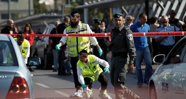 إصابة اسرائيلي بجروح خطرة في عملية طعن قرب القدس المحتلة