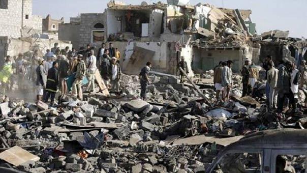 الوضع الانساني في اليمن