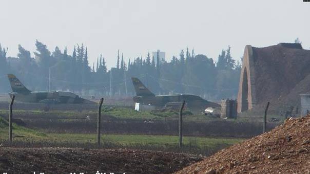 مطار منغ في حلب