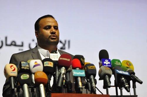 رئيس المجلس السياسي لحركة أنصار الله صالح الصماد