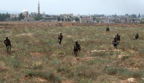 الجيش السوري يتقدم في ريف حلب الشمالي ويقترب من نبل والزهراء