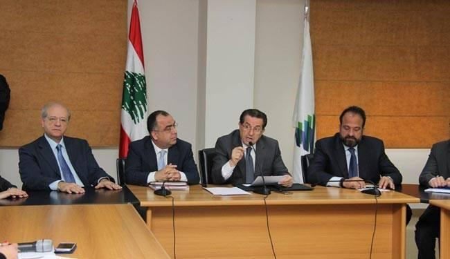 مؤتمر صحفي لوزير الاتصالات اللبناني
