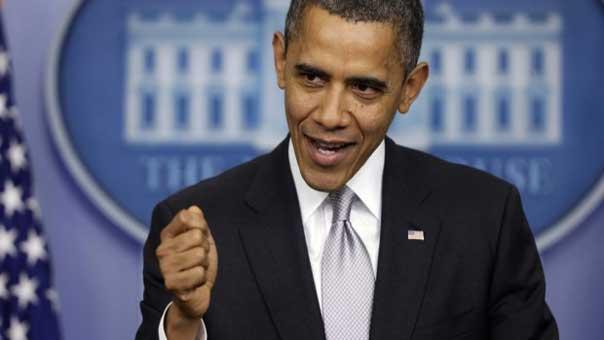 الرئيس الأميركي باراك أوباما