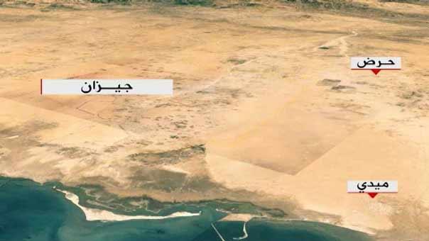 اصرار العدوان السعودي ومرتزقته الانتحار في ميدي