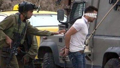قوات الاحتلال الاسرائيلي تشن حملة اعتقالات ومداهمات بالضفة