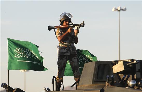 من يصنف الإرهاب السعودي؟